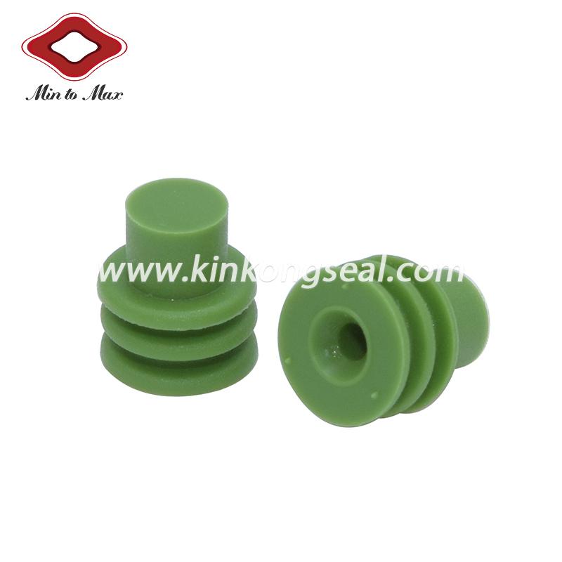10730124 Toyota Nissan Accelerator Pedal Connector Delphi Aptiv Green Dummy Plug