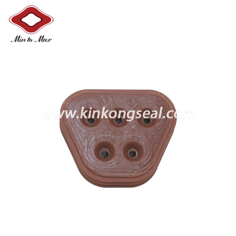 Customize 5 Trapazoid Way Seal Small Hole