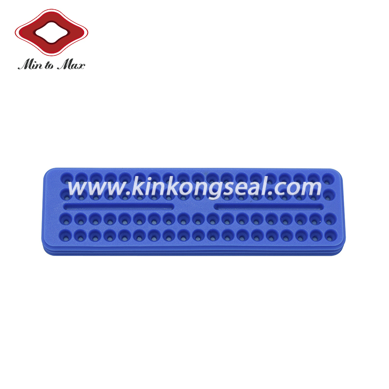 Customize Wire Seal for 81 Hole ECU