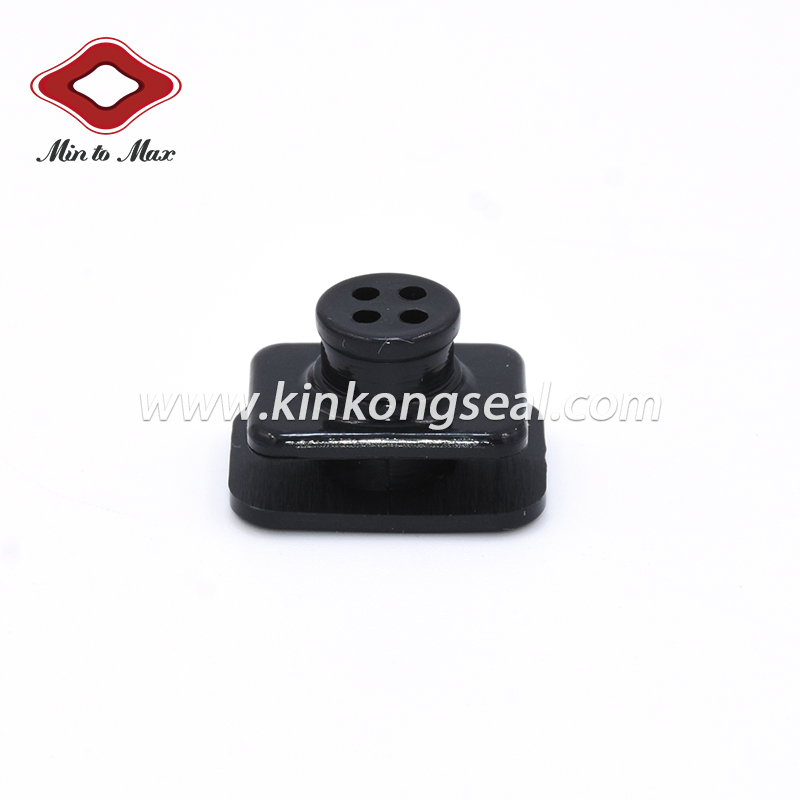 Rubber Guard For Wire Harness 4  Hole