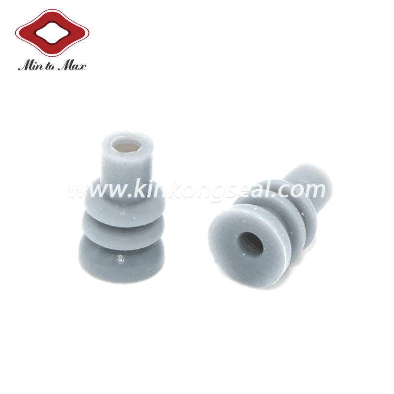 Tyco/AMP 070 Type Gray Rubber Plug 172888-1