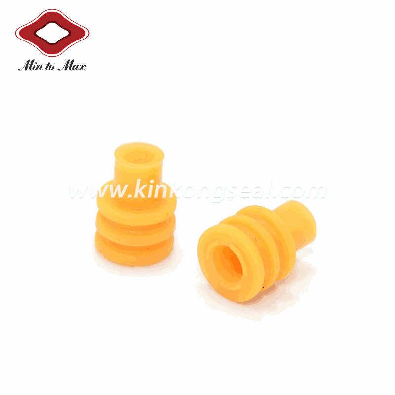 Orange Silicone Wire Harness Seal 1928301085