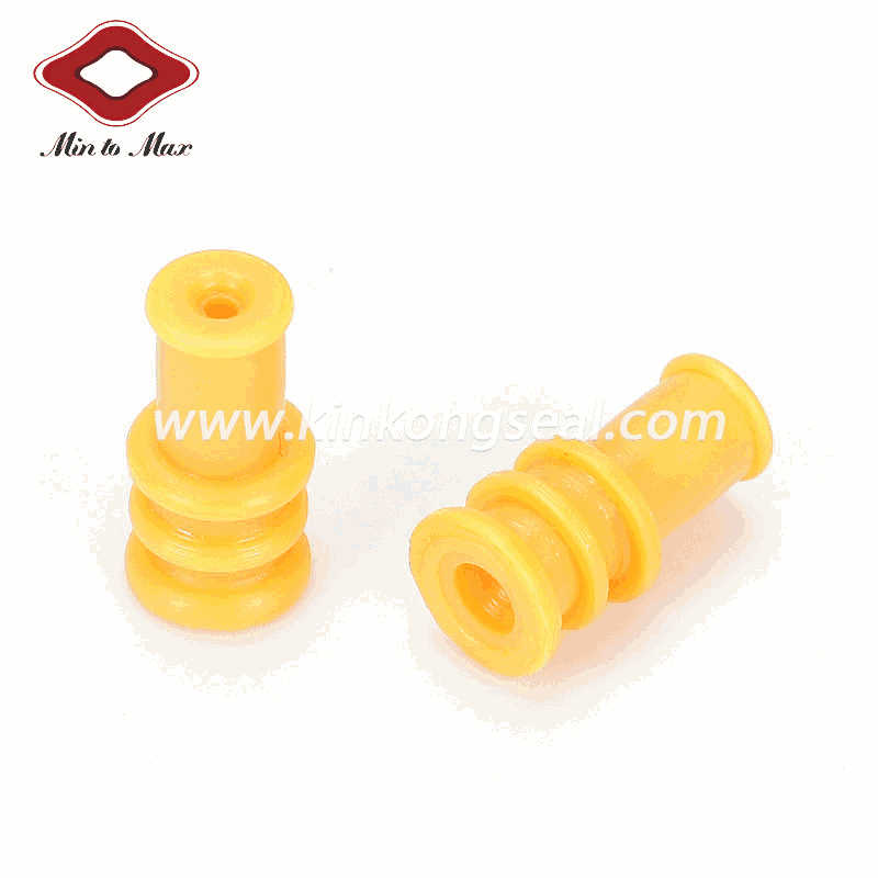 Tyco/Amp Yellow Sensor Connector Wire Seal 963530-2