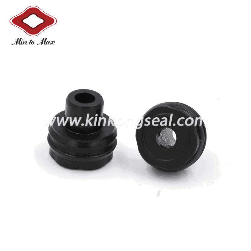 Customized Black Automotive Connector Single Wire Seals
