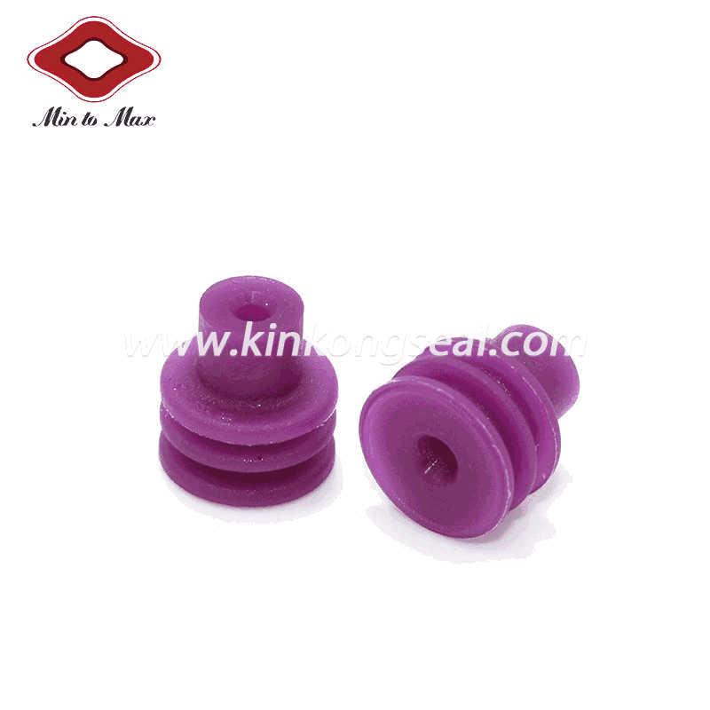 Delphi Equivalent Connector Pins Waterproof Seals 15324985 cable plug for sealing