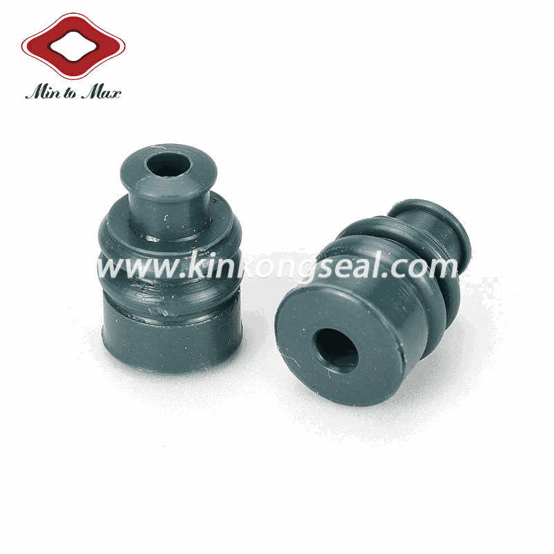 71573858-60 Dk Green Cable Sealing For Auto Connector Housing