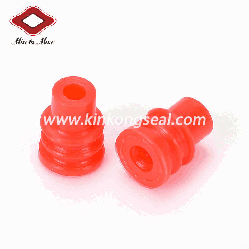 Customized Car Connector Assembly Sealing Parts Fits Yamaha Honda Connector in anti theft system 6189-7423