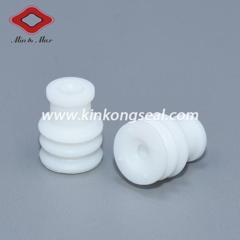 Yazaki Yesc Kaizen Series Sealed Both White Wire Seal 7158-3113-40