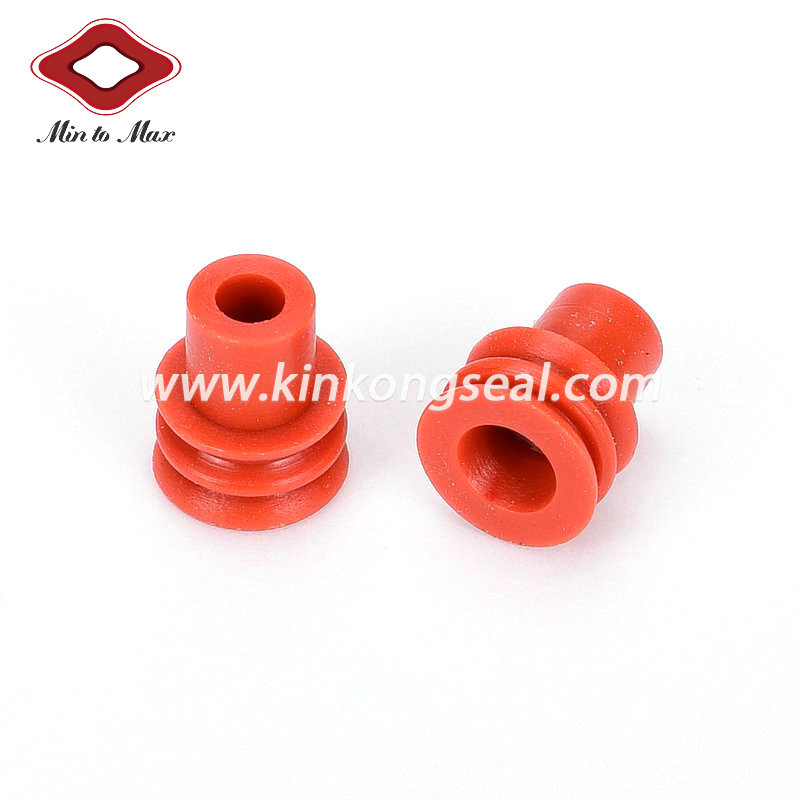 Customize Self lubricating Silicone Single Wire Seals