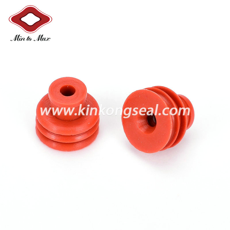 Customize Self lubricating Silicone Wire Harness Seal