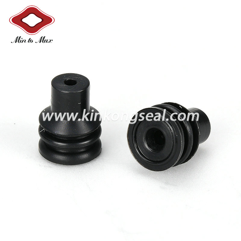 Customized Self lubricating Silicone Wire Seal