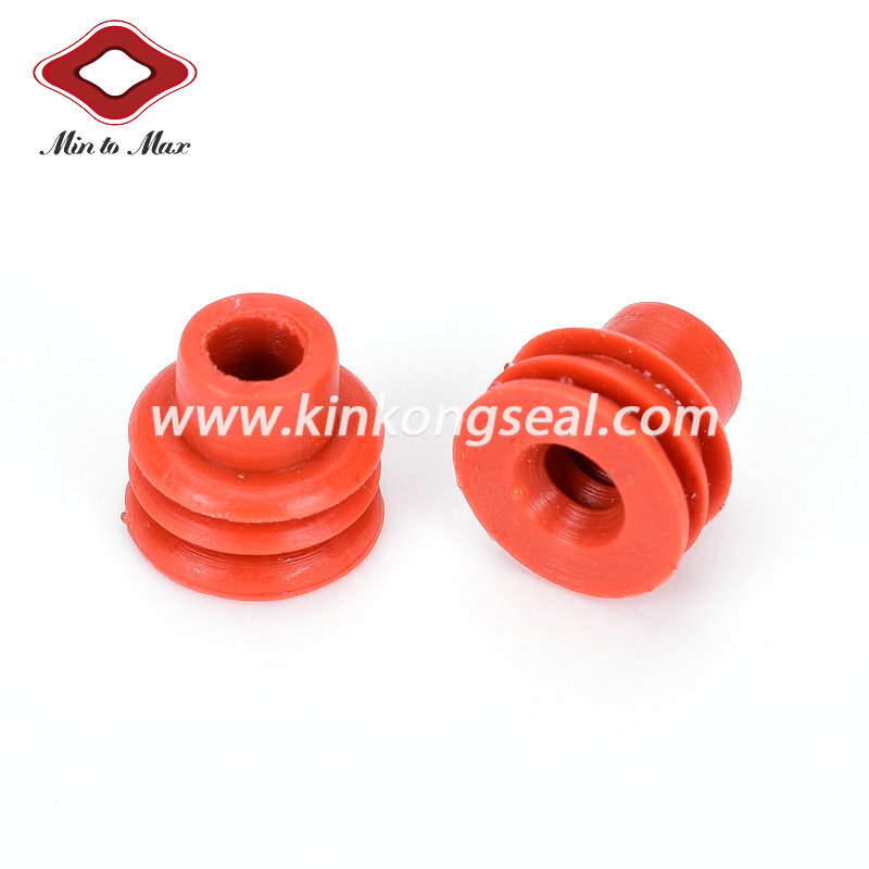 Self lubricating Silicone Single Wire Seal (SWS)