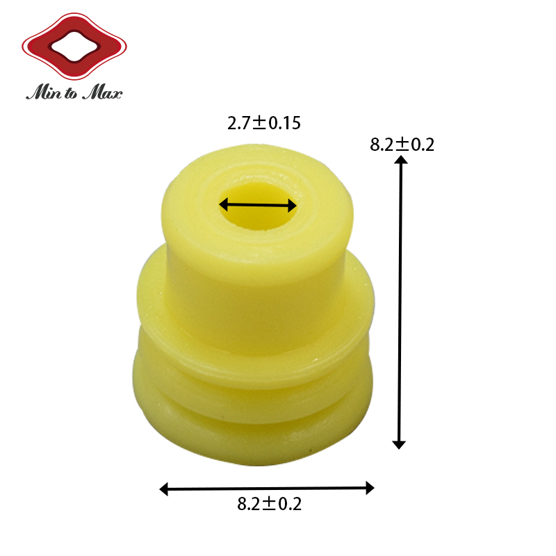 MCP Series Wire to Wire Crimp Timer Contact Waterproof Plugs 963245-1