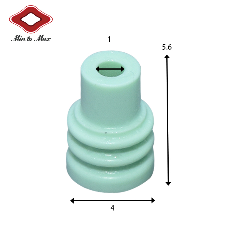 Sumitomo 7165-0621 Oil Silicone Cable Seals Fits HV HVG 040 Honda Ignition Coil Connector 6189-6905