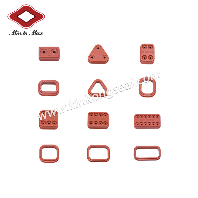 Deutsch Front Seal For 6 Cavity Plug 1010-017-0606 for DT Series