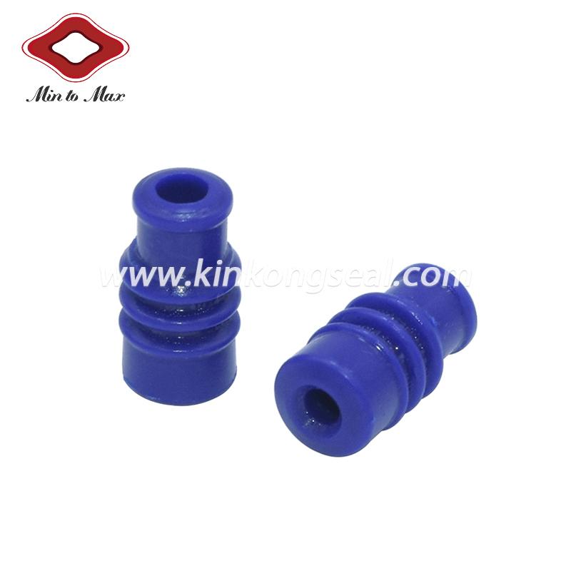 7165-0548 Sumitomo DL SL Series Electric Connector Blue Silicone Wire Seals