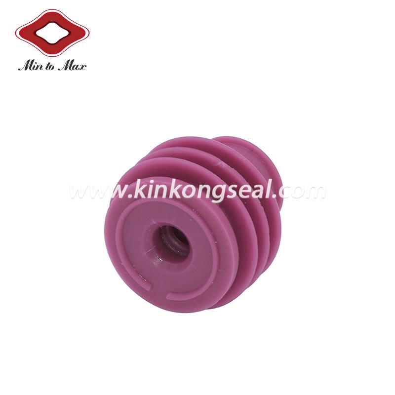 Amp MCP Automobile 2 Way Sensor Connector Cable Seal 1355437-1