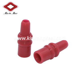 Common sealing material for automobile harness connector