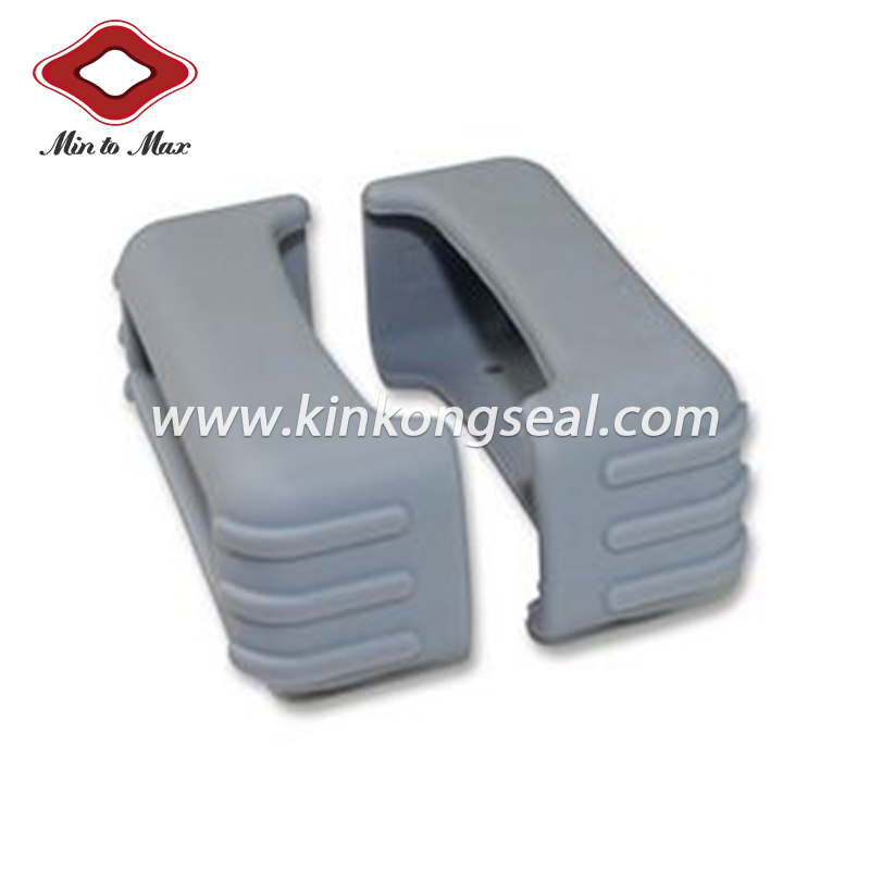 Protective Silicone Rubber Boot TWSC9-6L Gray Used In TW9-6-17B & TWN9-6-17W Universal Enclosures