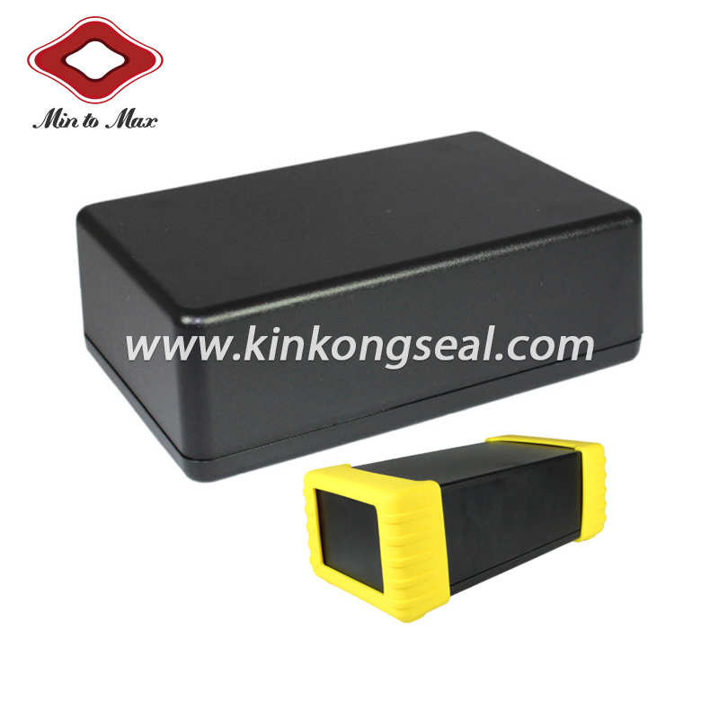Customized Protective Boot Silicone Rubber TW11-8-22B TWN11-8-22W Universal Enclosures