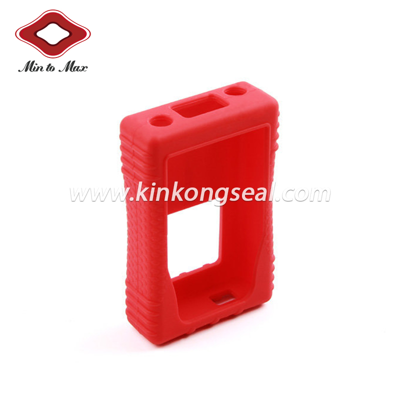 Custom Designed RF Explorer Protection Boot (Red) Compatible With RF Explorer Holder