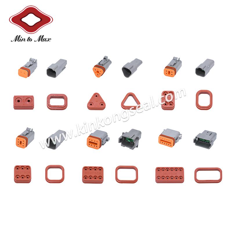 Deutsch DT Multi Way Connector Silicone Seal