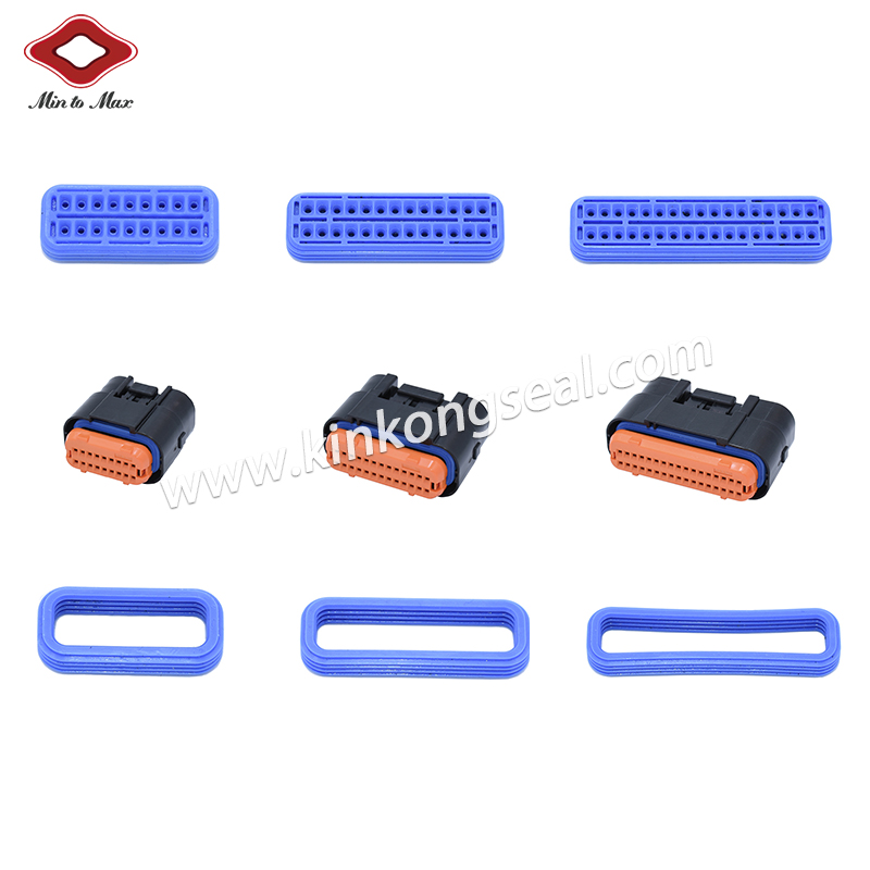 Automotive Connector Seal For JAE MX23A MX47 Connector