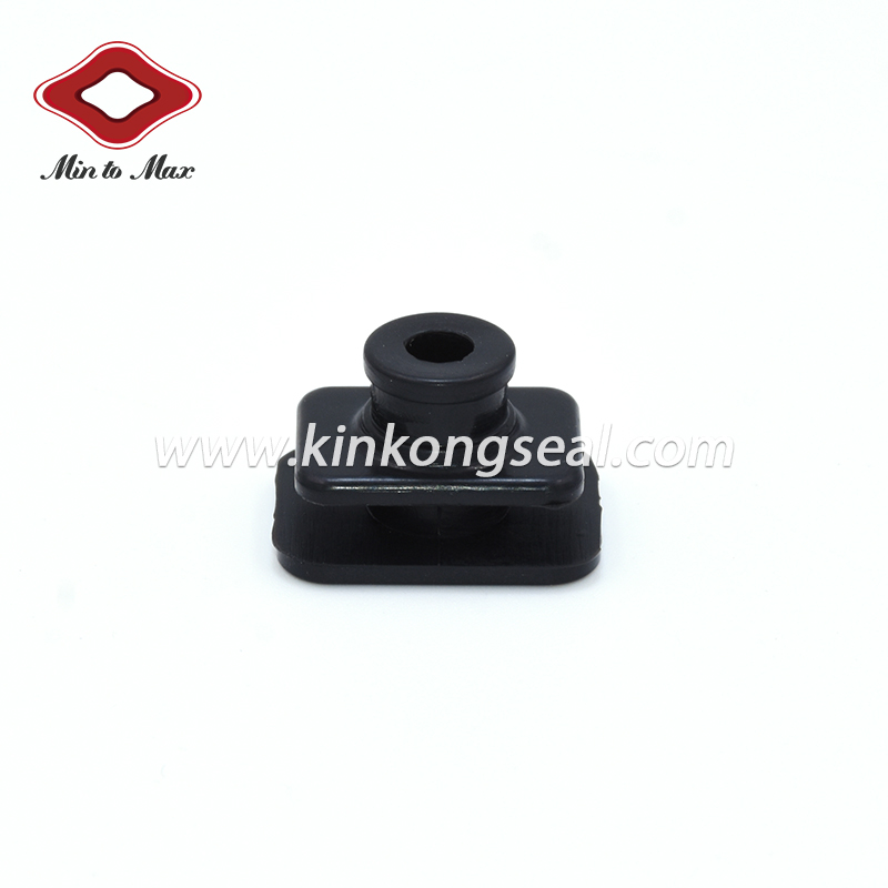 1 Hole Rubber Grommet For Wire Harness Customized